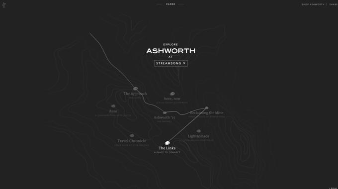 Ashworth GOLF MAN